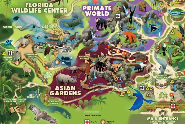 Jacksonville, FL - Jacksonville, Florida Map & Directions ...
