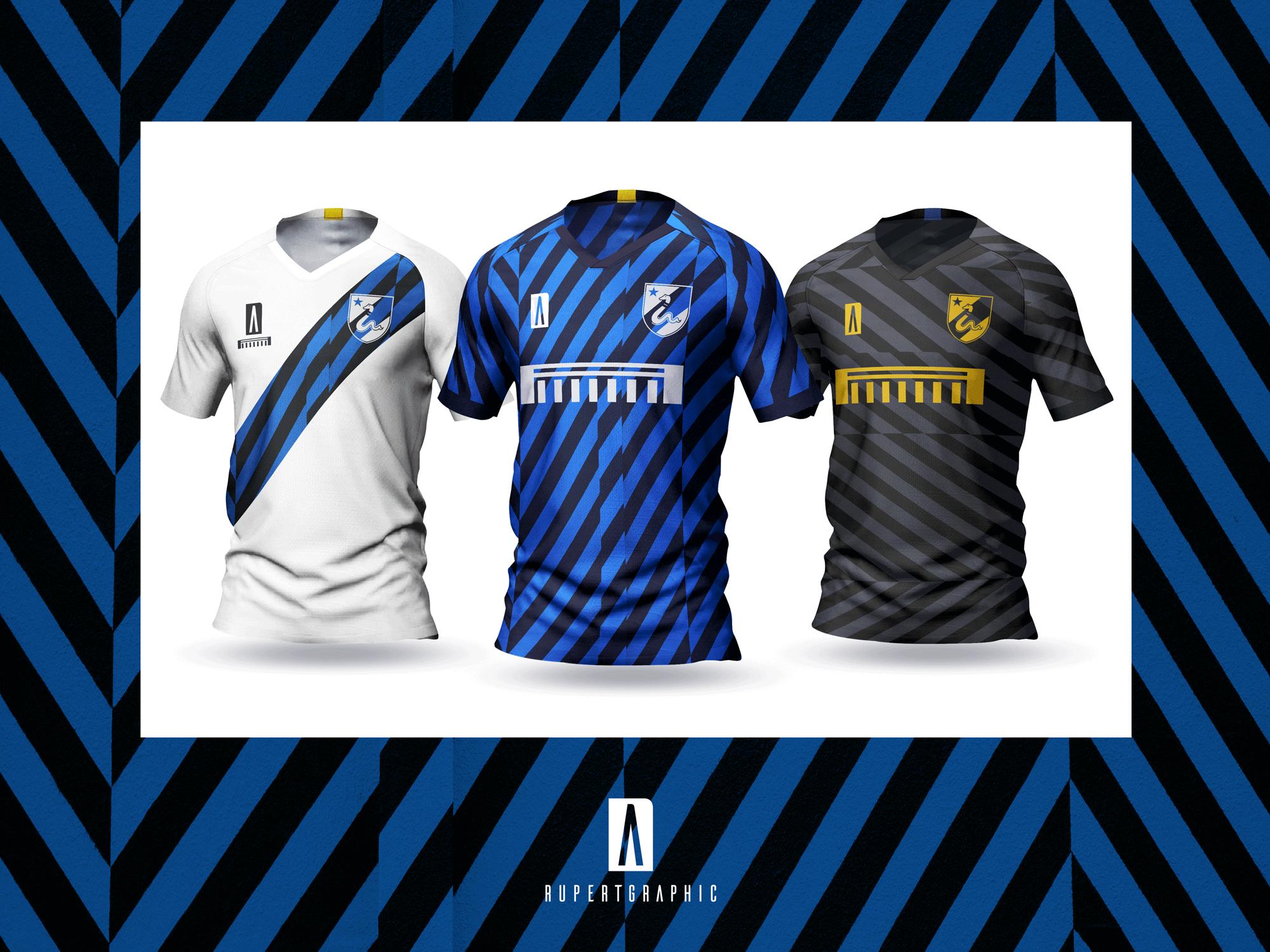 be8e86b25c6 Inter Diagonal Concept - 20 21. 2019. FC Internazionale Uefa Kit 2016-