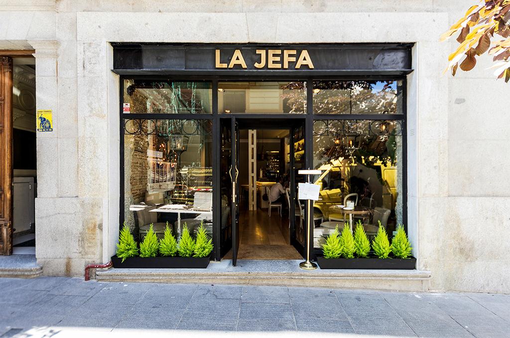 Andres Arranz Pinto Restaurante La Jefa