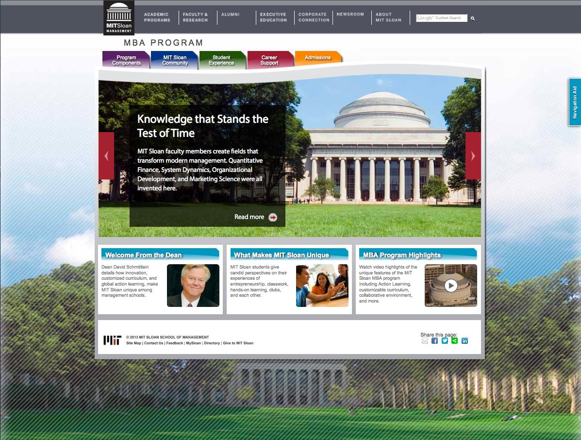 Robbie MacDonald - MIT Sloan MBA Website