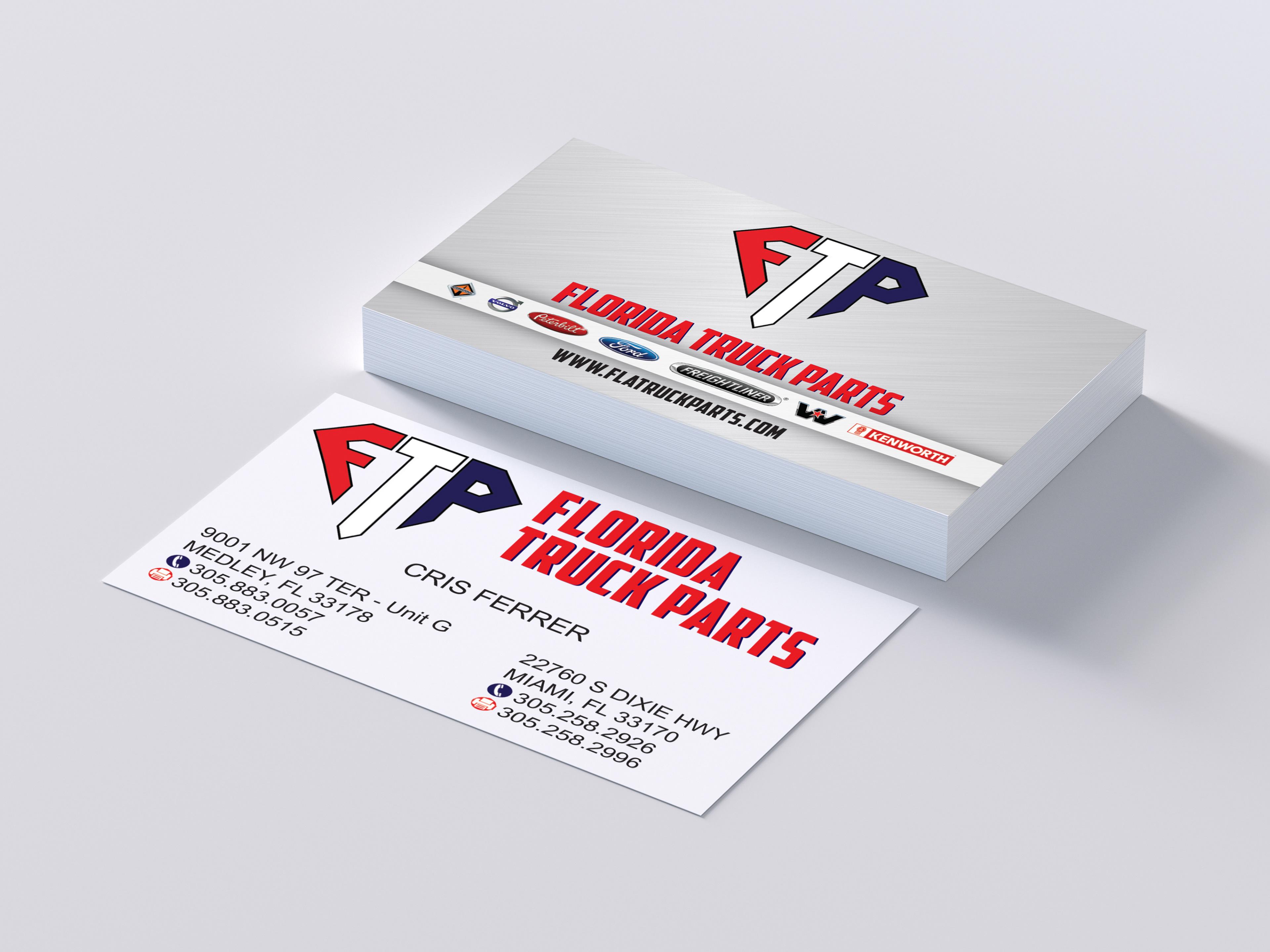 Carolina Radas - Business Cards