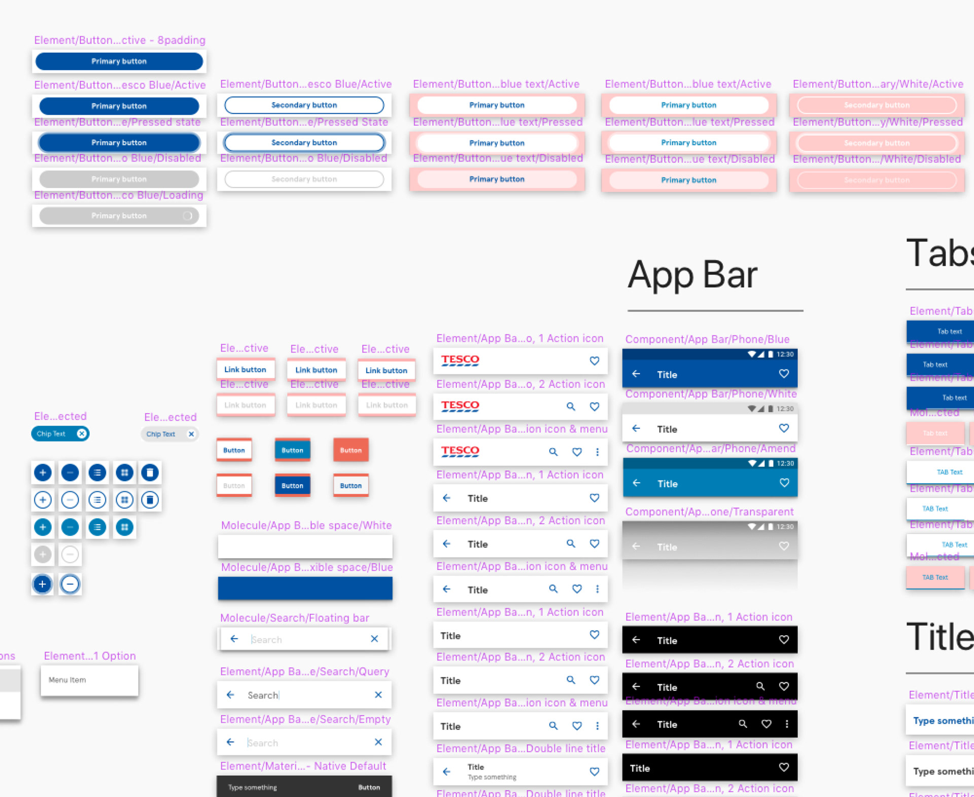 Jack Roles Tesco Apps Our Centralised Design System