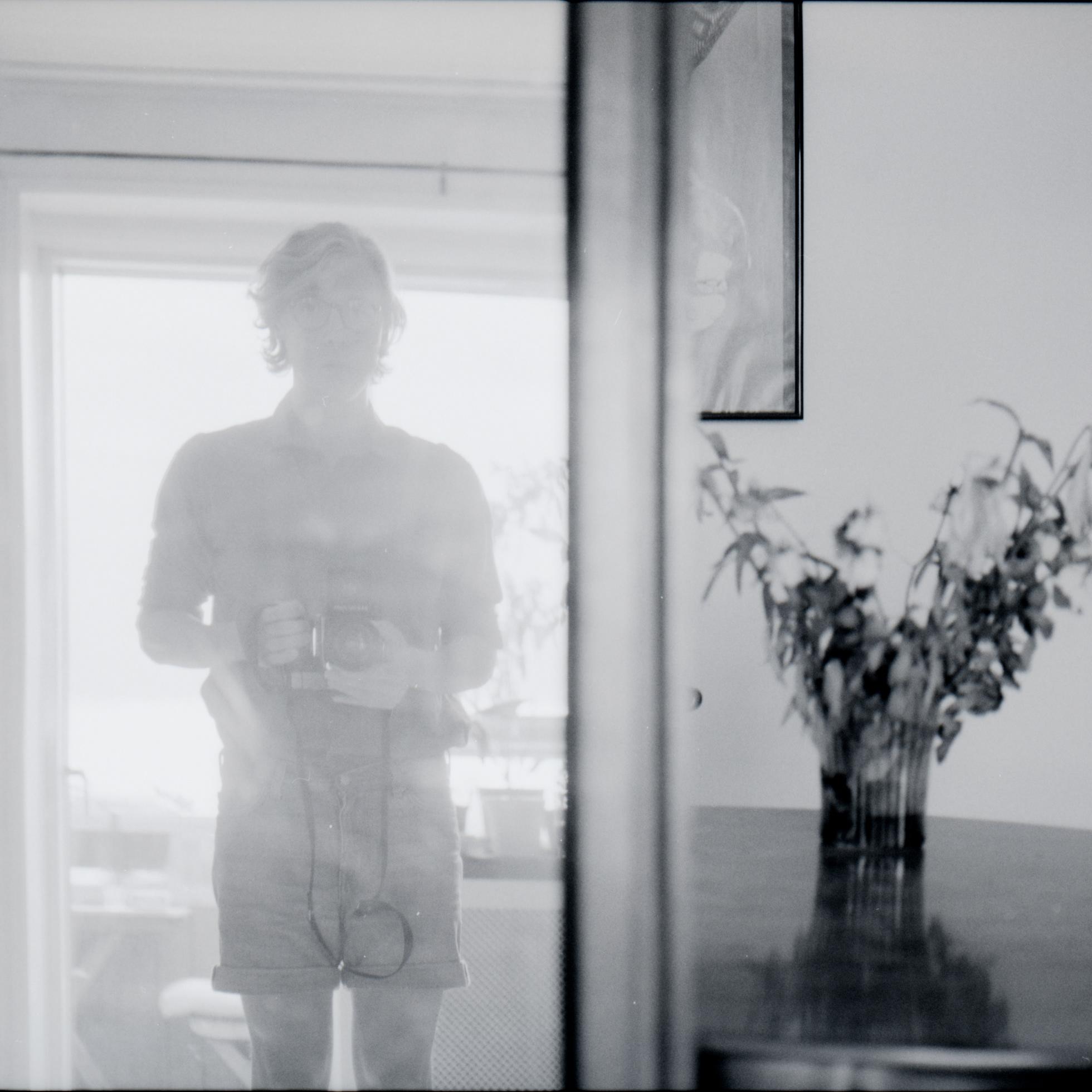Deadpan photography essay