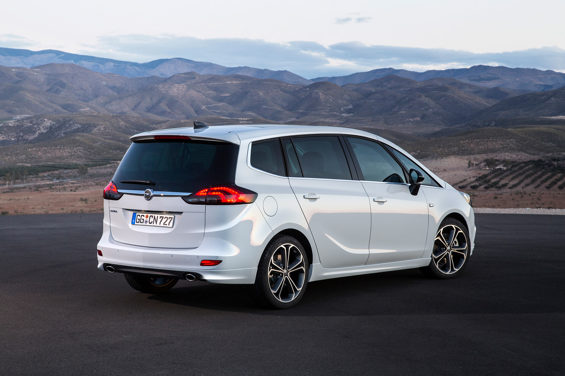 Thorsten Weigl Photography - Opel Zafira Tourer
