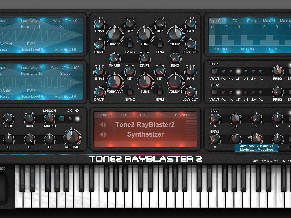 Yoel kumbolu exclusive factory presets for tone2 s - U he diva ...
