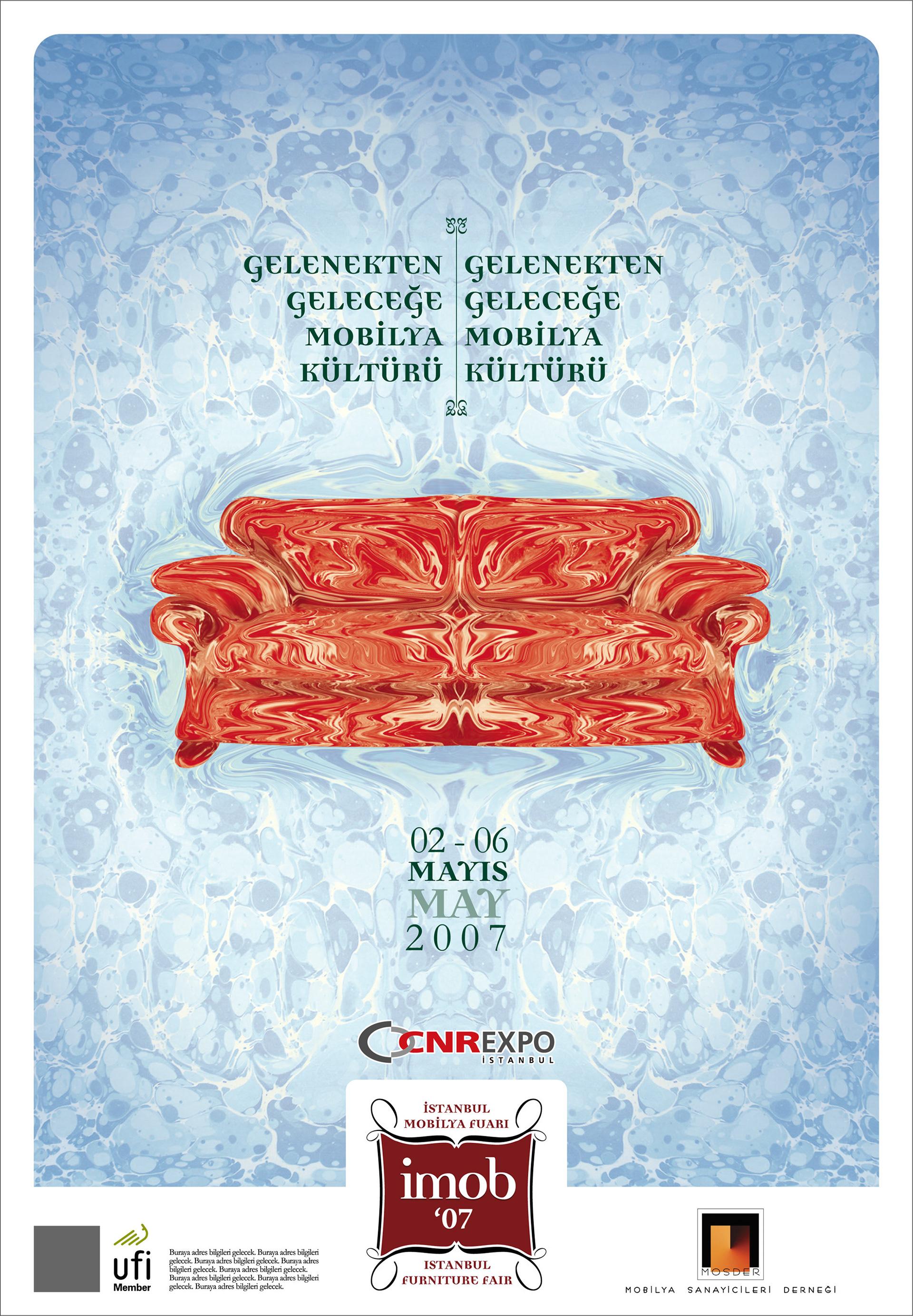 Furniture Design Poster suat gürsözlü