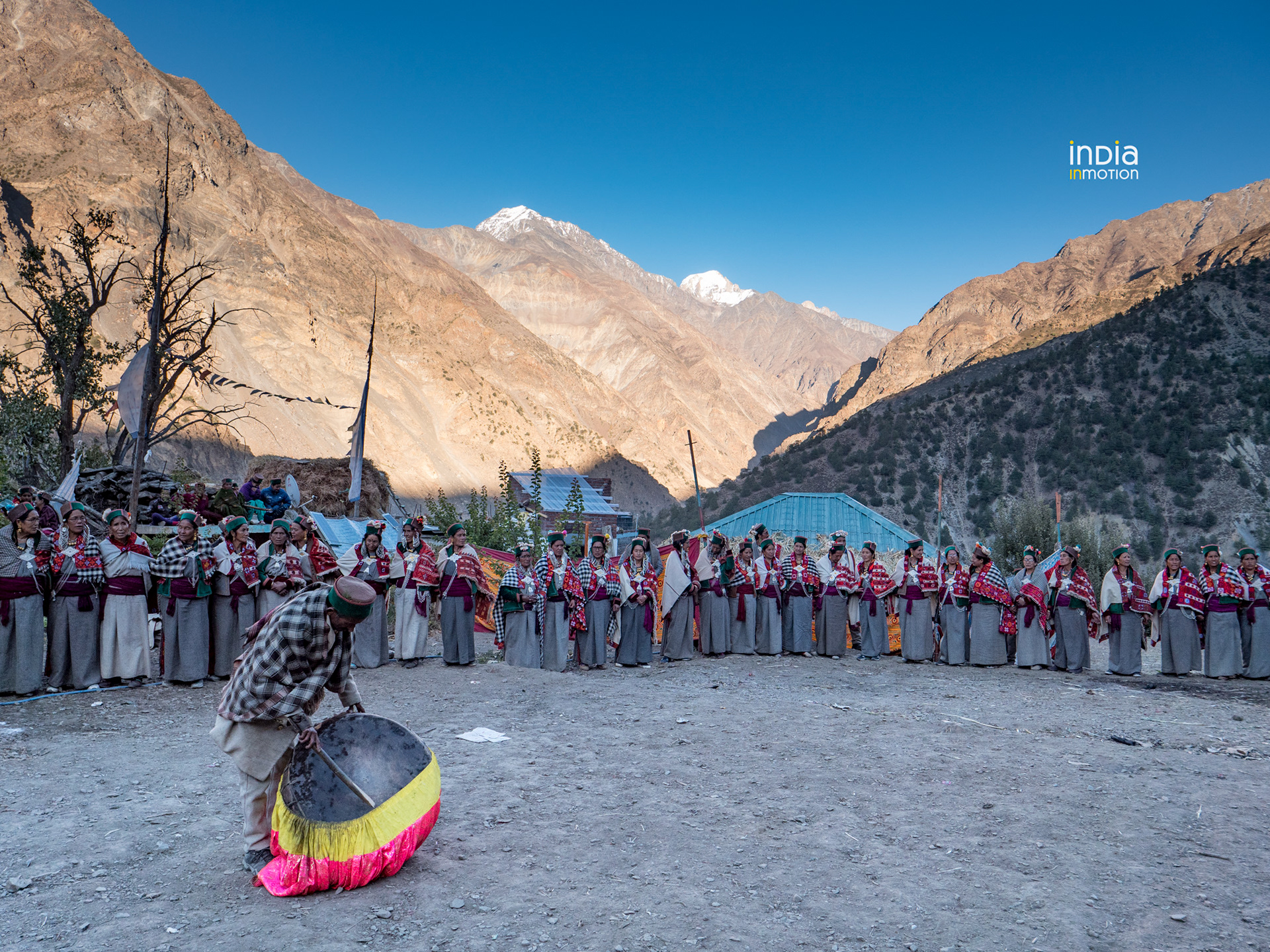 India in Motion - Festivals of Kinnaur