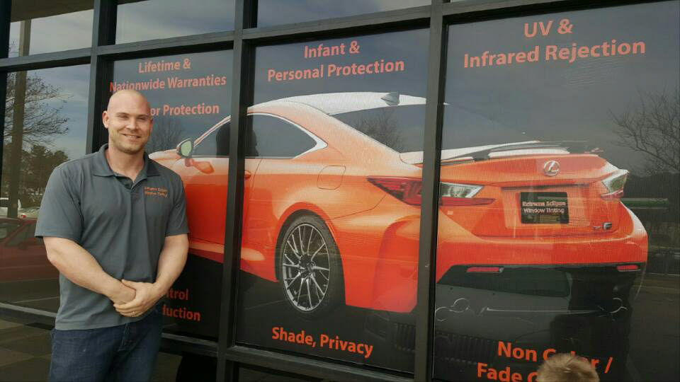 Extreme Eclipze Window Tinting Near Apex, Cary, Raleigh NC