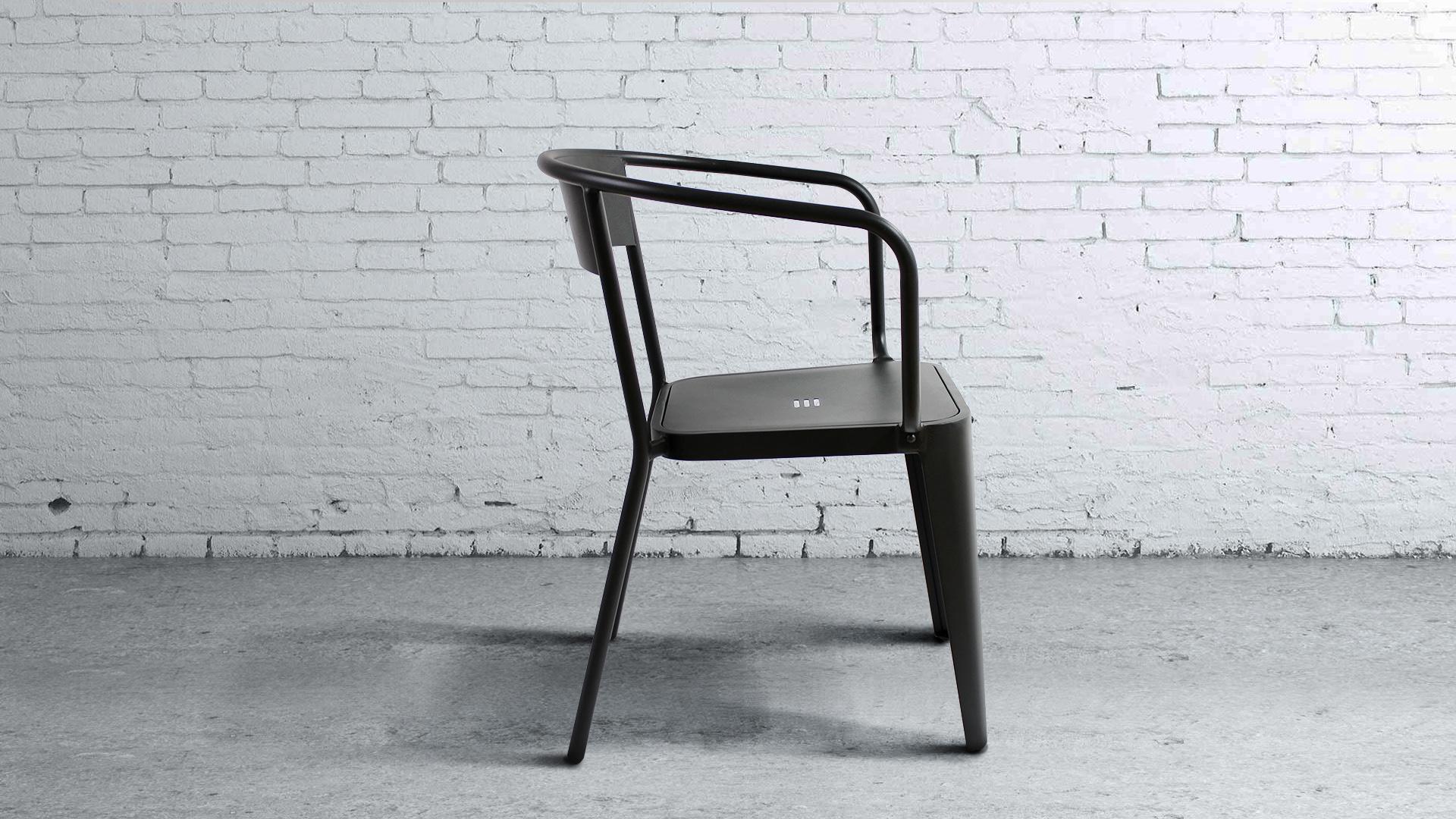 Designbycarrefour le fauteuil industriel - Fauteuil industriel ...