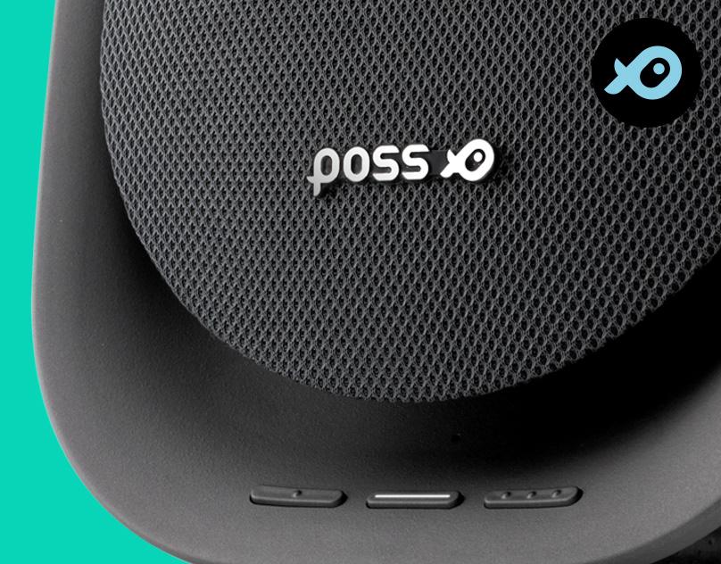 Designbycarrefour Home Bluetooth Speaker Poss