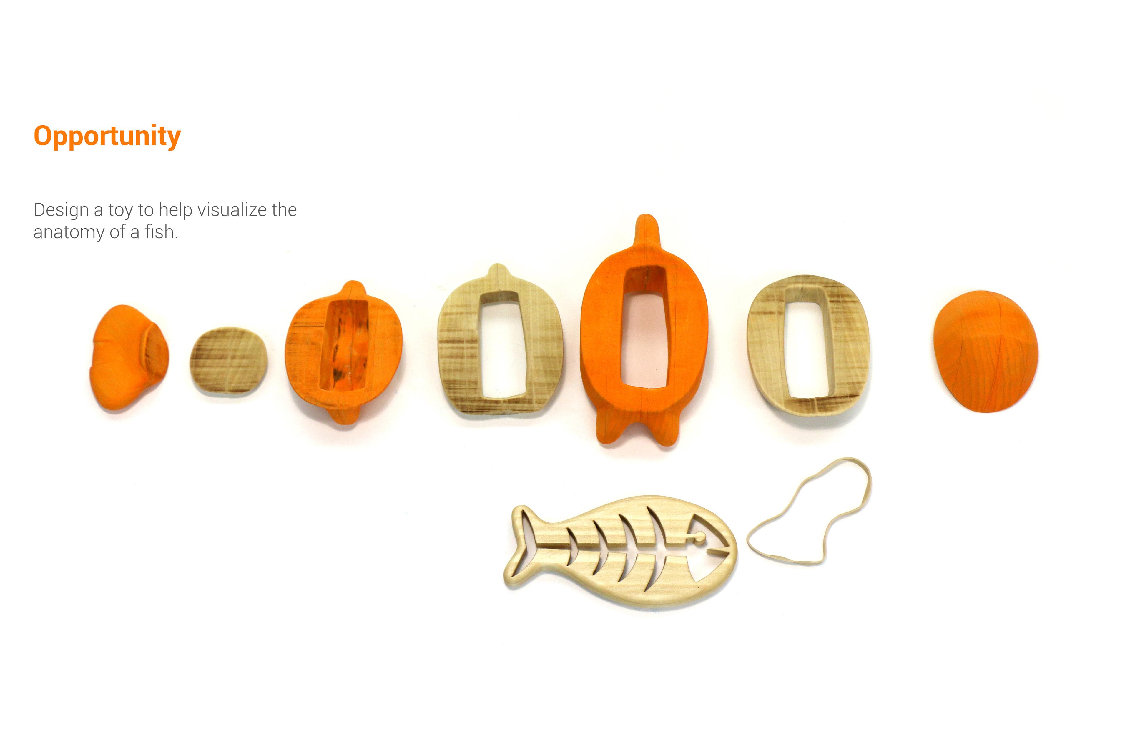 Ryan Zumbach - Clownfish Rubber Band Toy