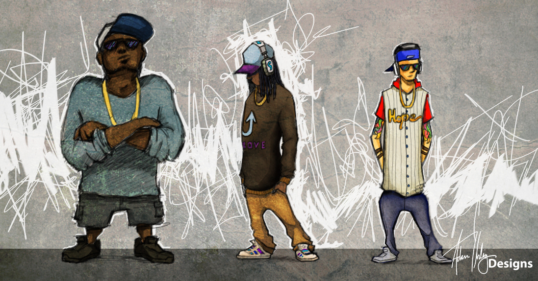 cultural influence of hip hop How hip-hop style critiques society the roots of stylin' out as a cultural practice stretch back to the start of the black presence in in hip-hop, status.