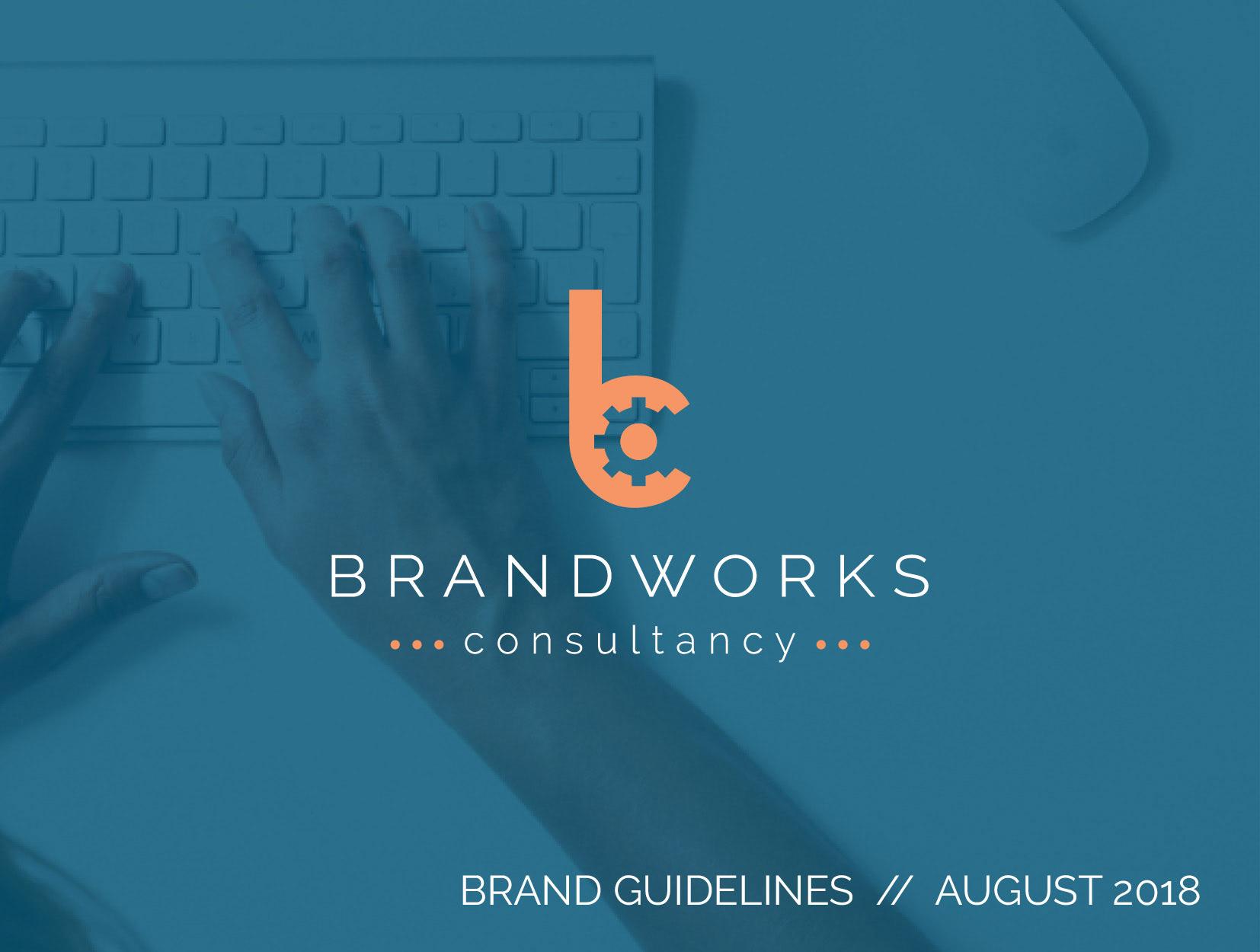 Abby Timmer - Brandworks Consultancy Rebrand
