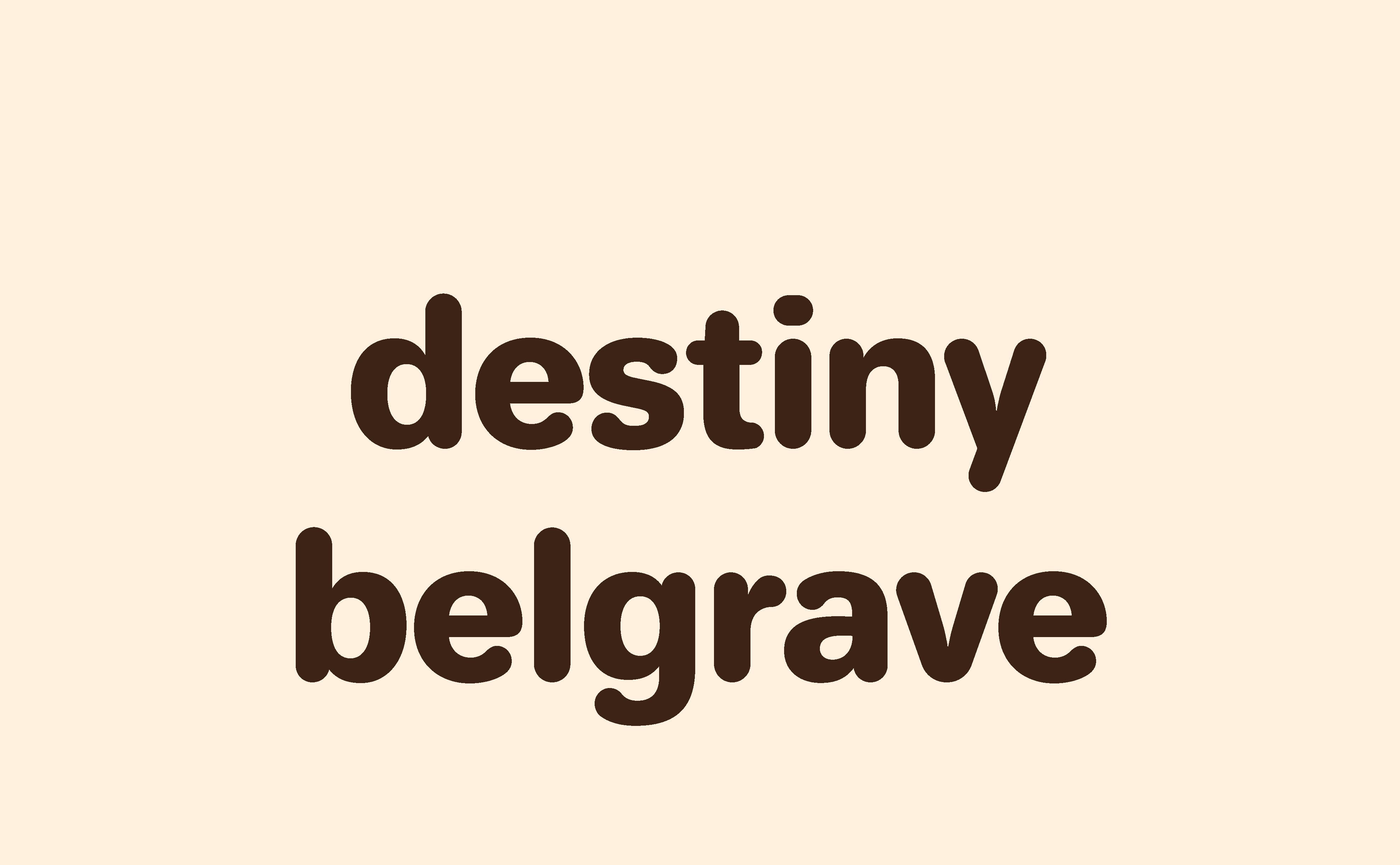 Destiny Belgrave