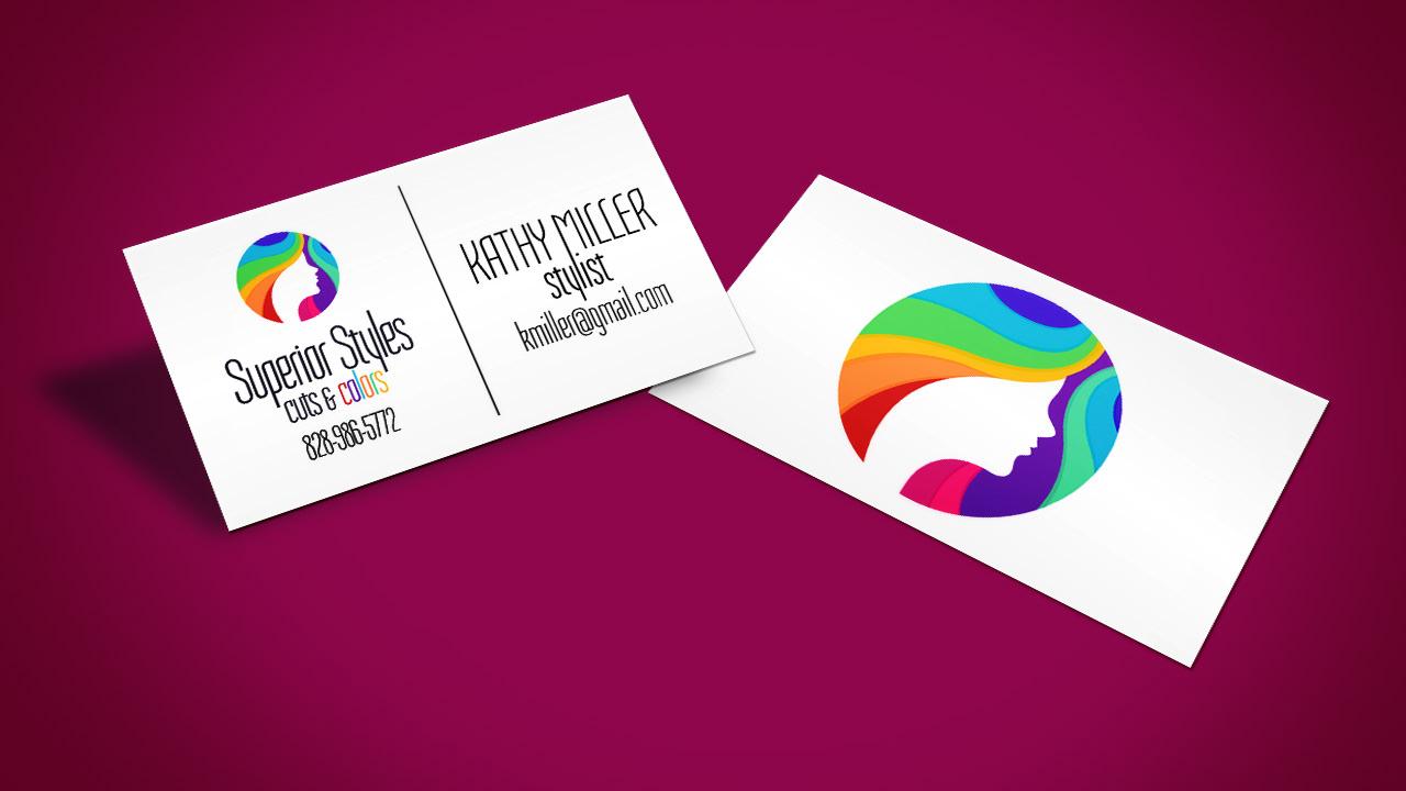 J Strange Business Card Designs