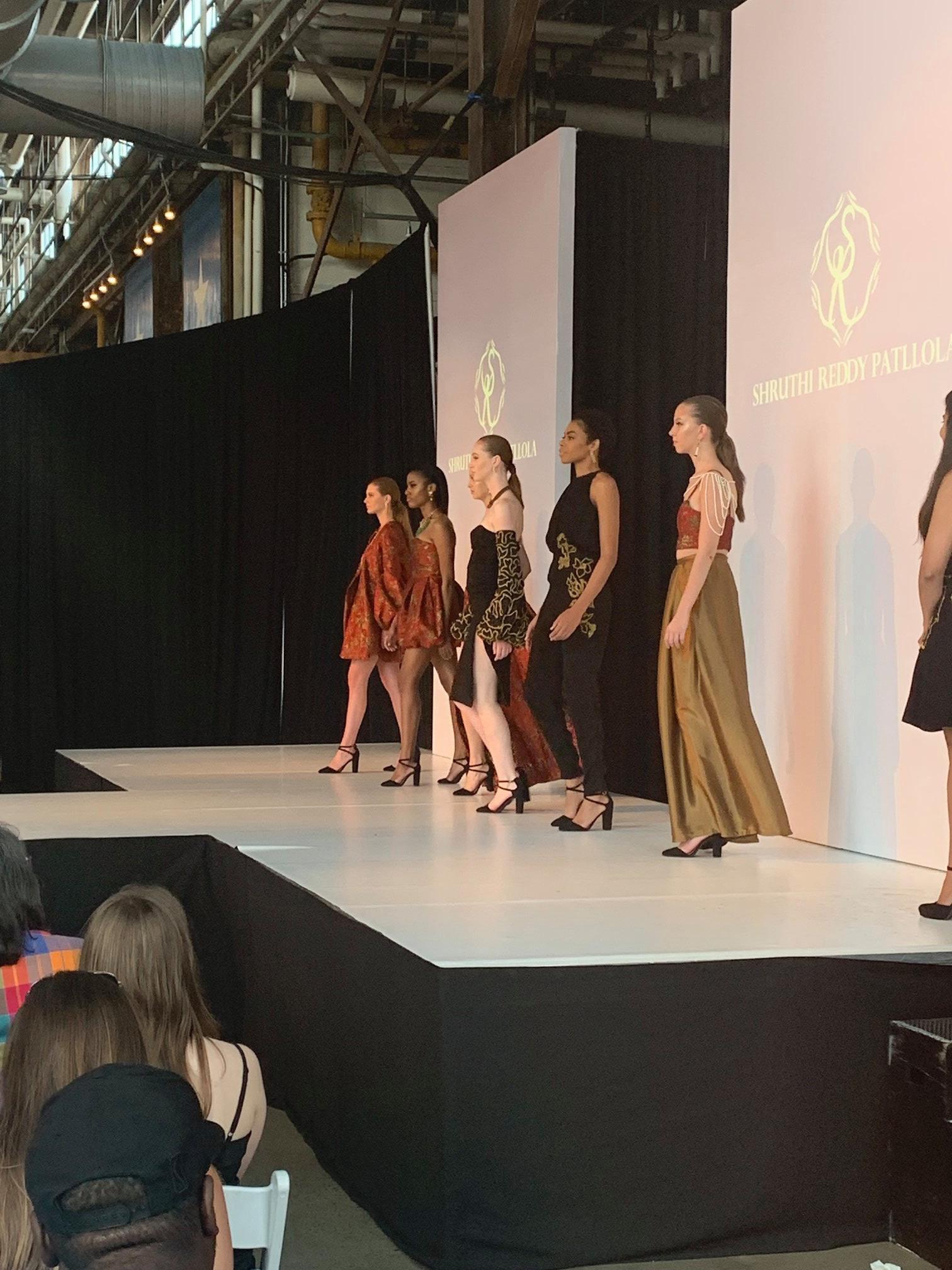 Elizabeth Bauman Drexel Fashion Show 2019