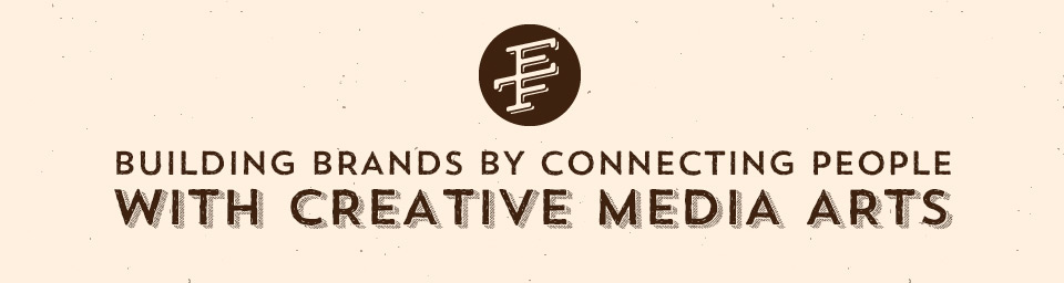 Eric Thomas - Brand & Digital Design - Building Brands by Connecting People with Creative Media Arts