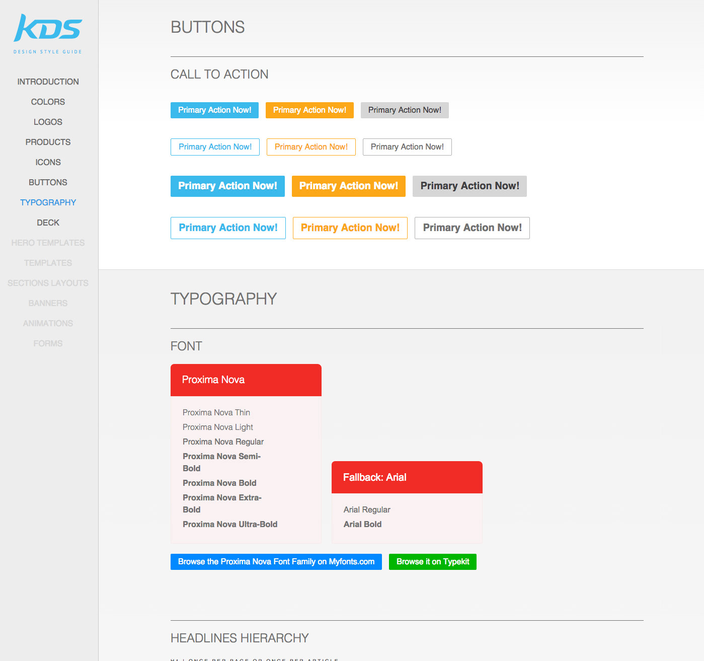 Vincent Bidaux — Web & app design, film & photography, Webflow expert -  HTML5 Style Guide