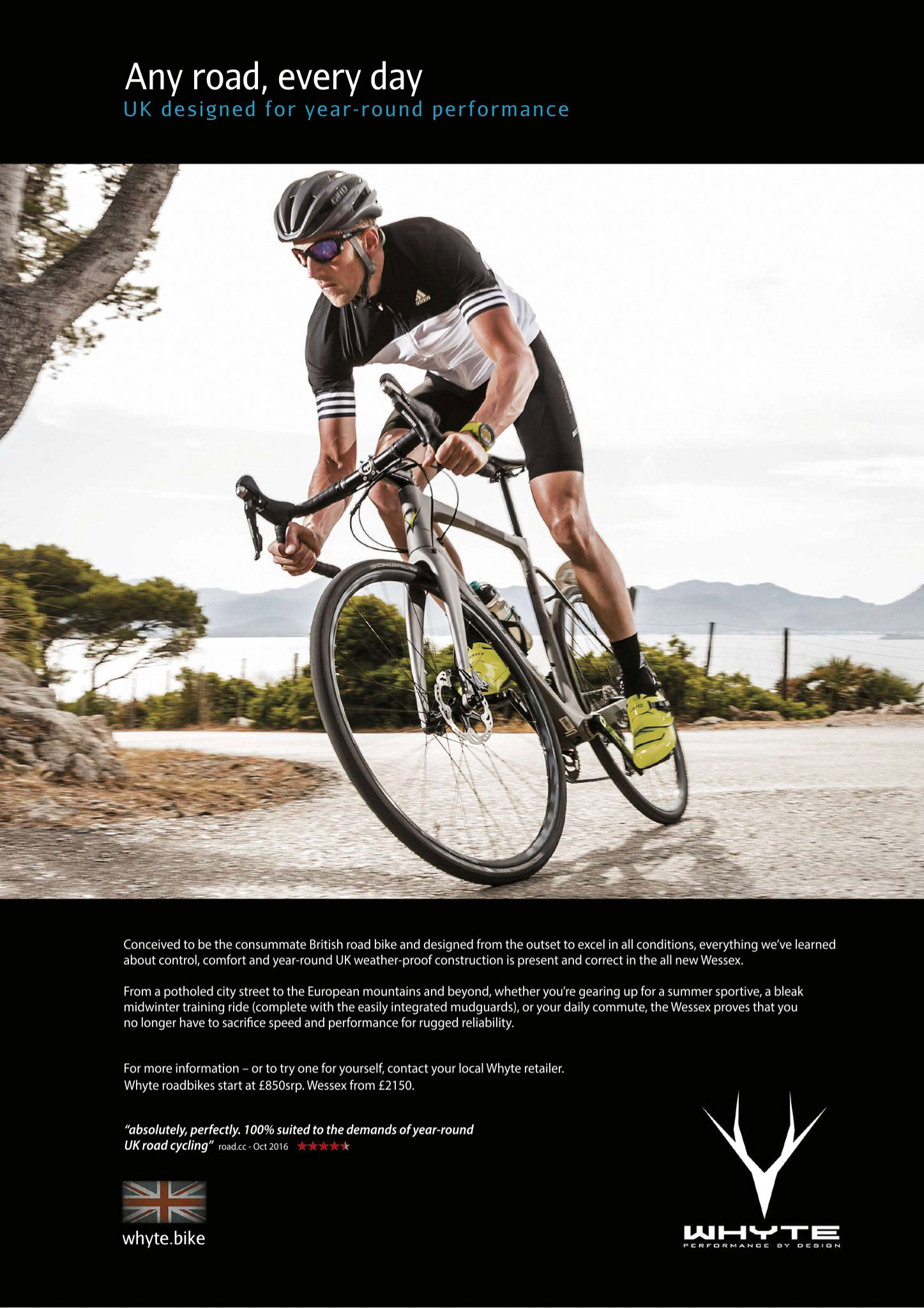 e02f35a7200 Russell Burton | Photographer - Whyte Brochure, Adverts and Web